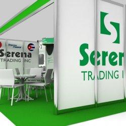 Diseño Stand Serena