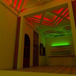 Diseño 3D e Interiores Valdez Jazz Club
