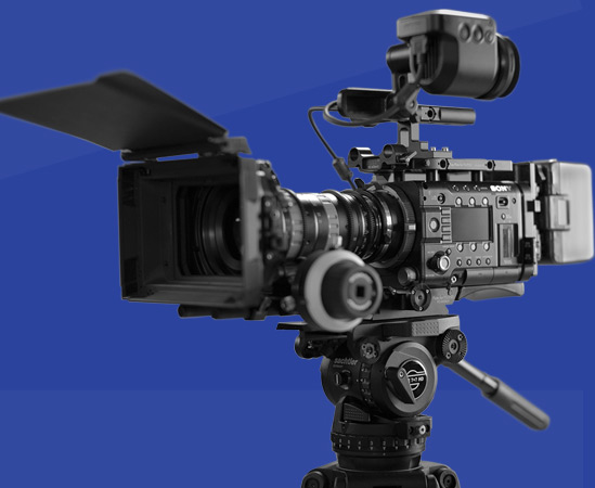 Sony F5 Cinealta 4K